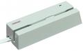 Ридер магнитных карт Posiflex MR-2106U-3 белый, на 1-3 дорожки, USB